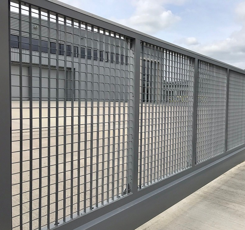 ABC Fencing Automated Gate Sliding