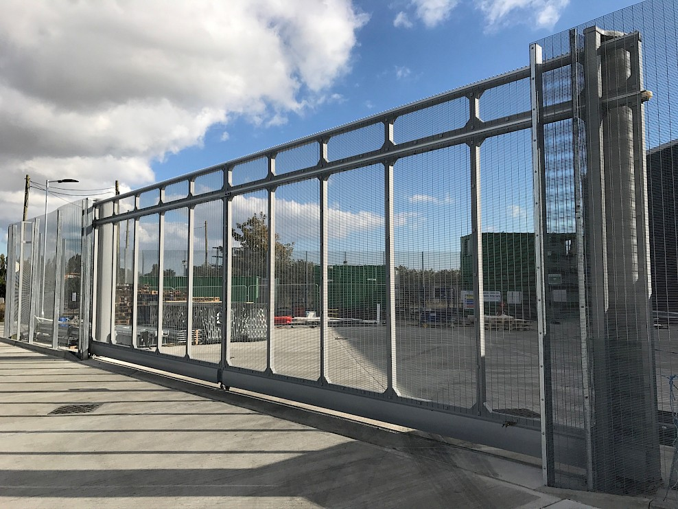 Large High Sec Automated Gate